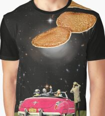 Unidentified flying object Graphic T-Shirt