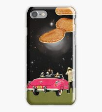 Unidentified flying object iPhone Case/Skin