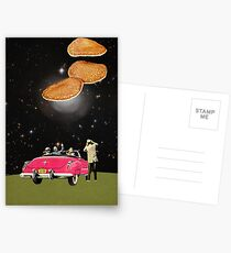Unidentified flying object Postcards