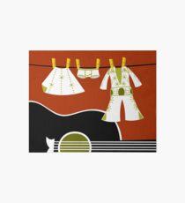 Elvis Laundry Art Board