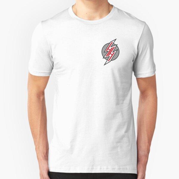 Hentai Haven Logo (Small Print) Slim Fit T-Shirt
