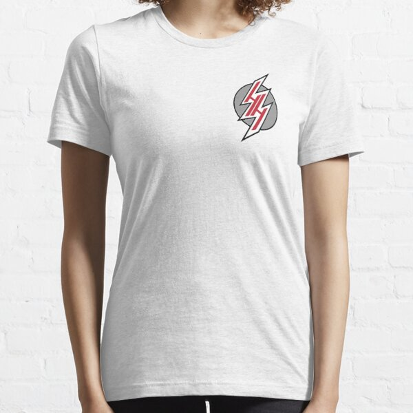 Logotipo de Hentai Haven (letra pequeña) Camiseta esencial