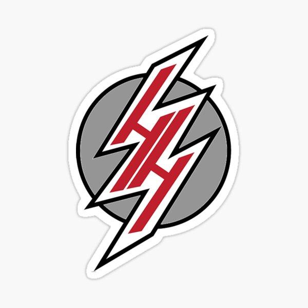 Logotipo de Hentai Haven (letra pequeña) Pegatina