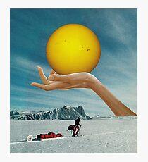 Sunspot Photographic Print