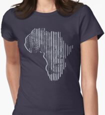 Iconic Sculpture in Shape of Africa  T-Shirt