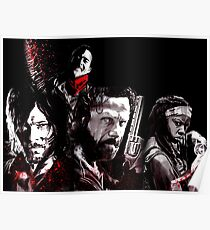 TWD Collection Poster
