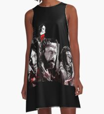 TWD Collection A-Line Dress