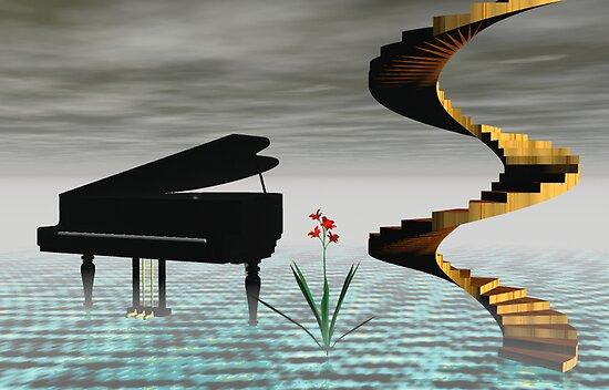 Cristofori's Dream by Dave Moilanen