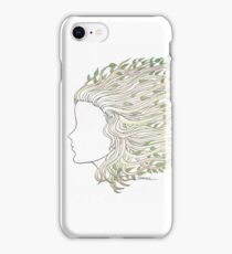 Hair iPhone Case/Skin