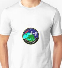 Cosmic Carol's mission patch  Unisex T-Shirt