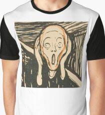 Edvard Munch ISAK skam  Graphic T-Shirt