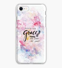 Amazing Grace iPhone Case/Skin