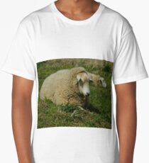 Sleepy Sheep Long T-Shirt