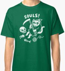 Death Cat Classic T-Shirt