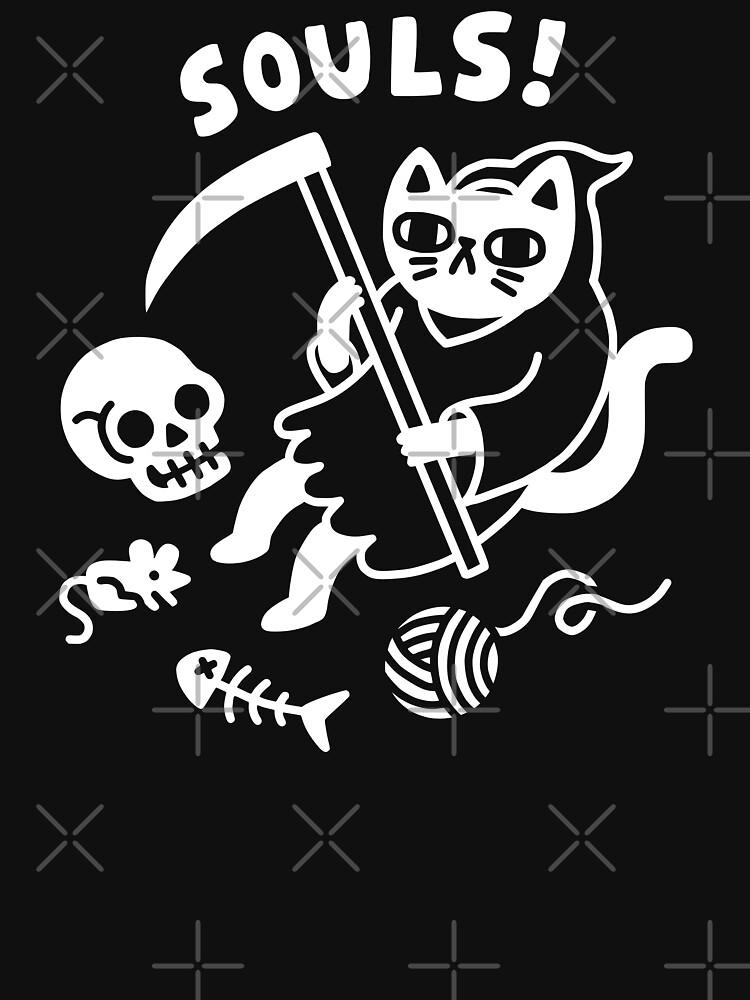 Death Cat by obinsun