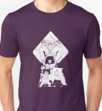Steven and the Crystal gems (amethyst)  Unisex T-Shirt