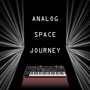 Analog Space Journey by 2fedex2