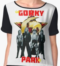 Gorky Park band Chiffon Top