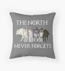 Der Norden vergisst nie Dekokissen