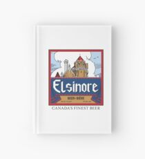 """""""Elsinore Beer"""" - as seen on """"Strange Brew"""" Hardcover Journal"""