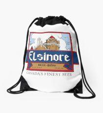 """""""Elsinore Beer"""" - as seen on """"Strange Brew"""" Drawstring Bag"""
