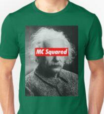 Albert Einstein MC Squared Supreme Unisex T-Shirt