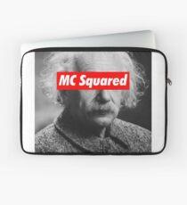 Albert Einstein MC Squared Supreme Laptop Sleeve