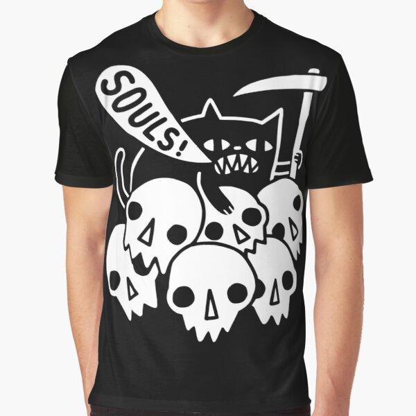 Cat Got Your Soul? Graphic T-Shirt