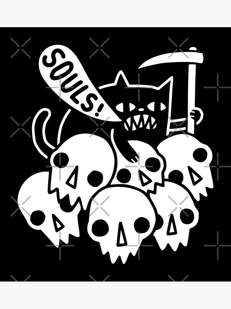 Cat Got Your Soul? by obinsun