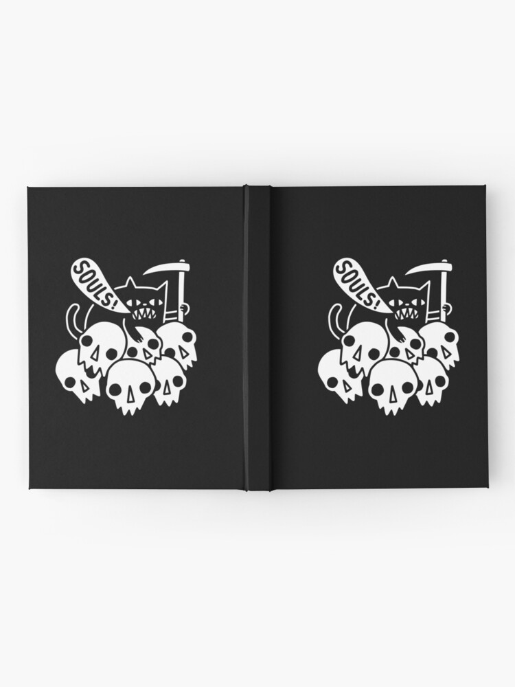 Alternate view of Cat Got Your Soul? Hardcover Journal