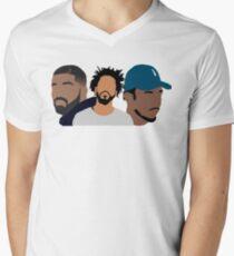 Drake, J Cole, Kendrick Lamar T-Shirt