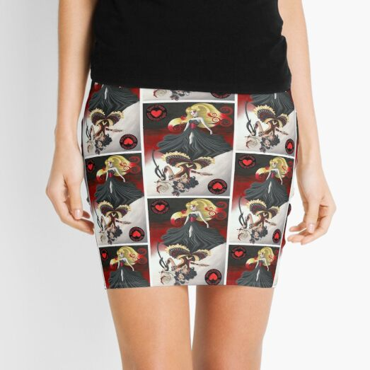 The Queen of Hearts Collaboration Mini Skirt