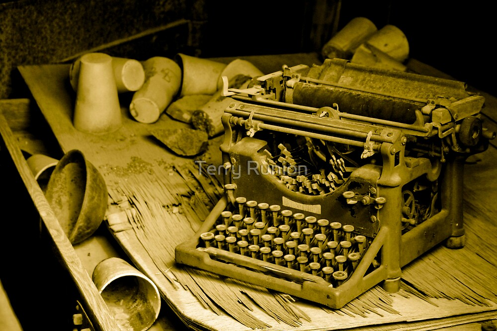 Word Processor? by Terry Runion
