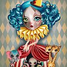 Penelope's Imaginarium by sandygrafik