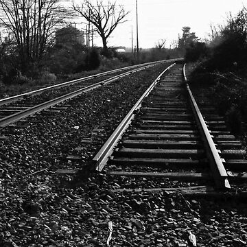 Tracks to Nowhere by qqbmed