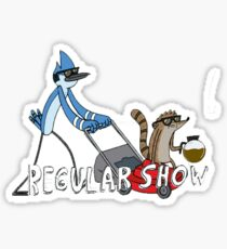 Regular Show Sticker