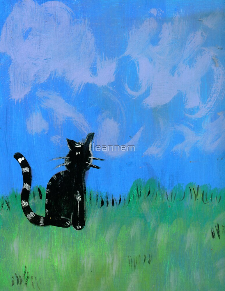 ode to the field kitty by leannem