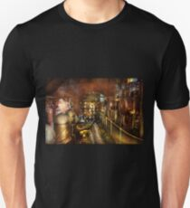 Steampunk - Think Tanks Unisex T-Shirt