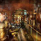 Steampunk - Think Tanks by Michael Savad