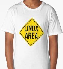 Linux area Long T-Shirt
