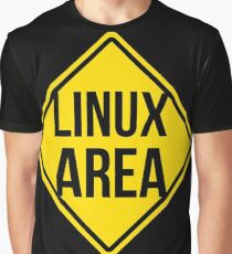Linux area Graphic T-Shirt