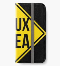 Linux area iPhone Wallet/Case/Skin