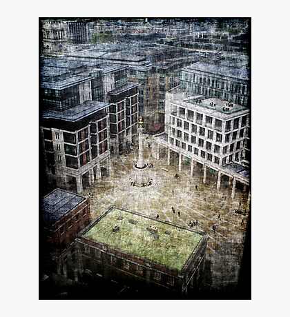 Paternoster Sq. Photographic Print