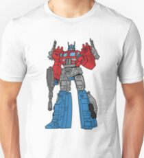 Transformers Optimus Prime illustration T-Shirt