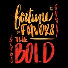 Fortune Favors the Bold by Jacquelyn  Carter