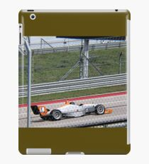 Formula Mazda iPad Case/Skin