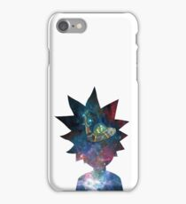 Rick and Morty Space Ship iPhone Case/Skin