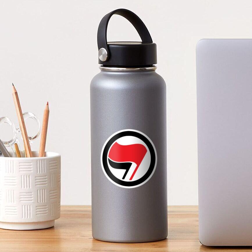 Antifa Sticker
