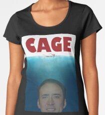 CAGE Women's Premium T-Shirt