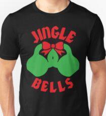 Jingle Bells (Kettlebells) T-Shirt